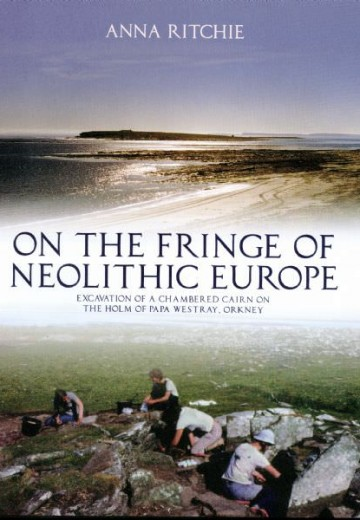 On_the_Fringe_of_Neolithic_Europe_-_Front_Cover