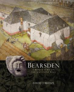 Bearsden Roman Fort cover