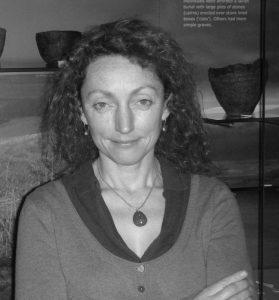 Photograph of Sharon Webb