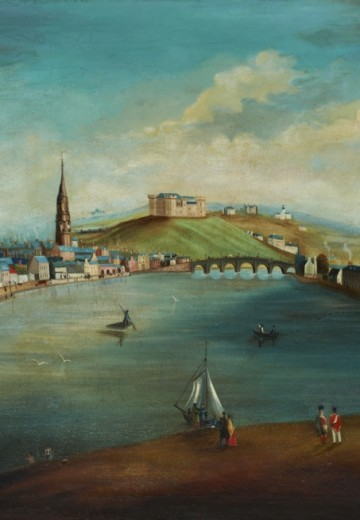 Inverness, 3 Inverness c. 1840 57A