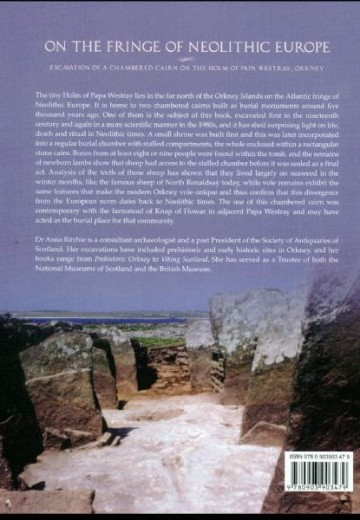 On_the_Fringe_of_Neolithic_Europe_-_Back_Cover