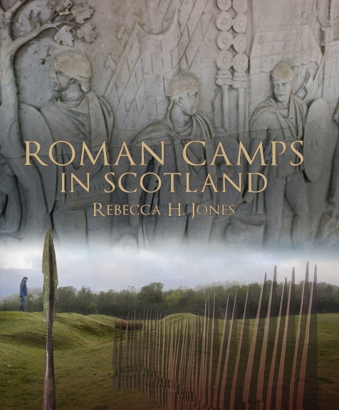 Roman Camps in Scotland Cover