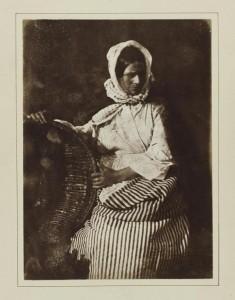 Mrs Elizabeth (Johnston) Hall by Hill + Adamson