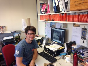 Will Wyeth - EAA Student Bursary awardee