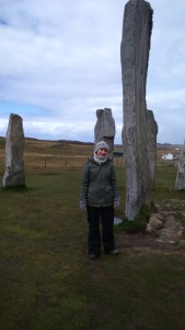 Jessica Bownes  BA(hons), MSc PhD researcher, Scottish Universities Environmental Research Centre at Callanish
