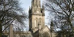 View of St Nicholas Church, Aberdeen