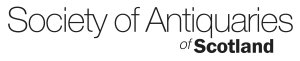 Society of Antiquaries of Scotland logo
