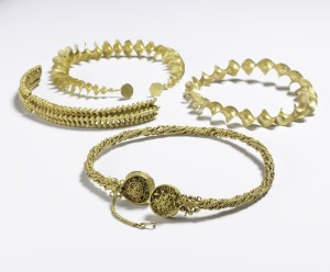 Blair Drummond gold torcs