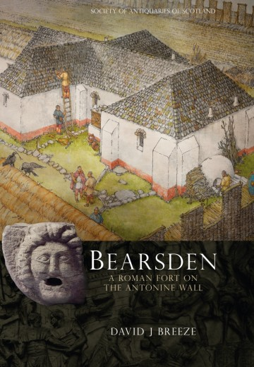 Bearsden Roman Fort cover