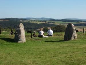 Easter Aquorthies Recumbent Stone Circle