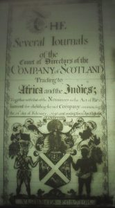 Company of Scotland Journals cover