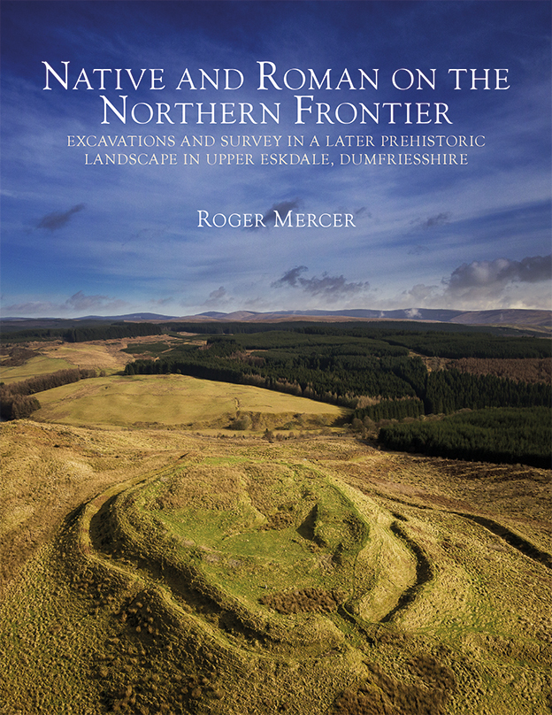 Cover of Native and Roman on the Northern Frontier