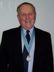 Photo of Professor Roger Mercer OBE MA FSA FRSE HonFSA Scot HonMCIfA