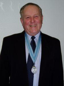 Photo of Professor Roger Mercer OBE MA FSA FRSE HonFSA Scot HonMCIfA