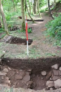 Image of mill lade excavation
