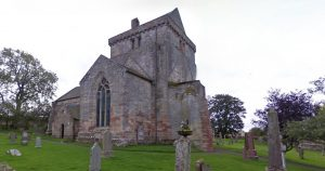 Photo of Crichton parish church