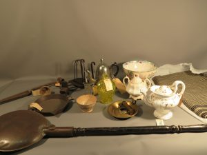 Image of Collection of objects