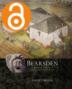 Bearsden: A Fort on the Antonine Wall by David J Breeze.