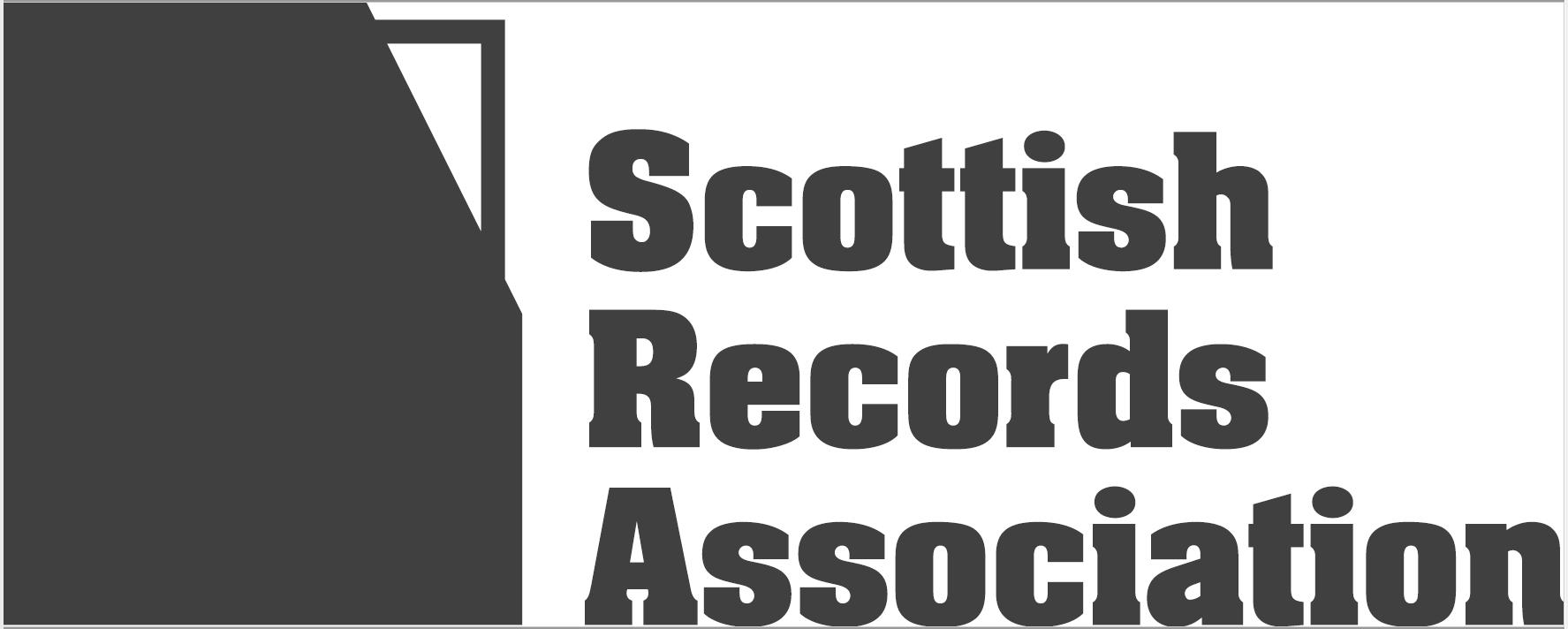 Scottish Records Association logo